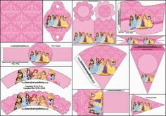 princess free printables