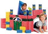 32 Piece Giant Castle Blocks Set - Cardboard Building Blocks - Made in USA  Price: $59.87  Retail Price: 69.95    32 Piece Giant CastleBlocks Set is a perfect educational toy for your toddler development! Even the smallest preschooler will spend hours building life-size castles and fortresses with this sturdy yet lightweight corrugated cardboard...Read More