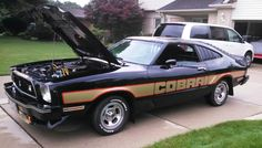 Mustang-owning Mom Helps Brian Stemen, 14, Bring Home His 'Dream Car' – A 1978 Cobra II