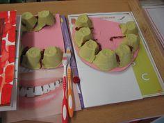 Spelletjes rond tandhygiëne