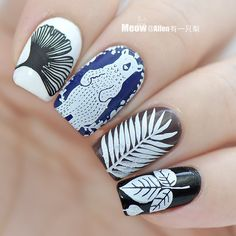 stamping plate:@moyou_london Enchaned 02+mother nature-07