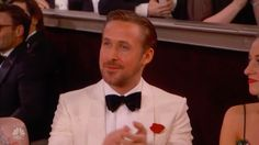 You probably know that Ryan Gosling, aka Everyone's Boyfriend, was nominated for a Golden Globe tonight for his performance in <i>La La Land</i>.