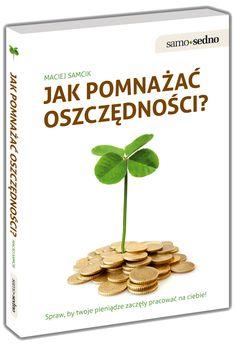 """Recenzja książki """"Jak pomnażać oszczędności?"""" Macieja Samcika. Place Cards, Place Card Holders, Reading, Books, Diy, Ideas, Silver, Libros, Bricolage"""