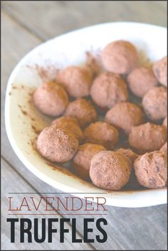 Lavender Truffle Rec