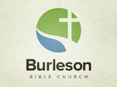 Burleson Bible Church logo by http://phillipridlen.com/
