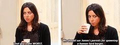 Words of wisdom from April Ludgate