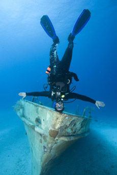PADI Wreck Diver Specialty Certification  -Ocean Enterprises