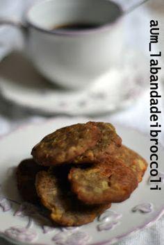 Biscotti alla mela gluten free, senza lievito, zucchero e burro - La banda dei Broccoli