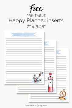 Planner inserts for Happy planners | printable free download | Planner decorating | printables, school, organization, shopping list, menu planning, posts, budget, to-do lists