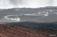 Rocky road to Mount Etna
