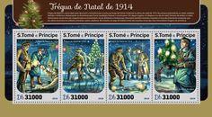 ST16416a Christmas truce (Christmas truce, 1914) Christmas Truce, Postage Stamps, Pandora, Art, Yule, Soldiers, Kunst, Stamps, Art Education