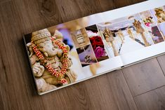Wedding album, Indian wedding decor, Ganesh, Mandap - Ravi & Rina's Wedding Album