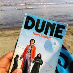 Working through my collection if science fiction short stories. Dune (1965) was a good read. I saw the movie a very very long time ago and I know there have been more books/movies about this universe.  #dune #scifi #frankherbert by futuristicvlad