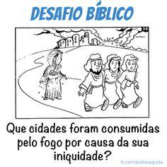 Desafio Bíblico