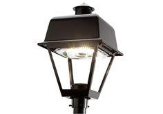 LED Post Top Lighting