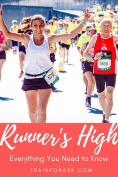Have you ever completed a run and felt that subtle feeling of euphoria that just made you feel happy and accomplished? Well, guess what, you probably just caught that bug we call Runner's High!