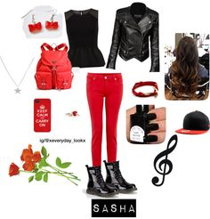 """""""this is for sasha alton"""" by neoncasandra on Polyvore"""
