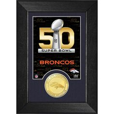 Denver Broncos Su... has just been added to our store. Get it here while still available http://everythinglicensed.com/products/thm-nfl179k