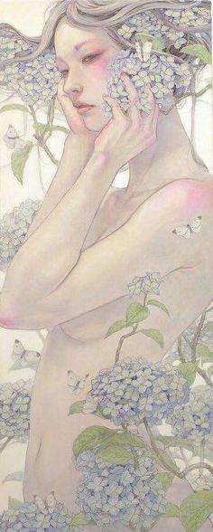 ♪ Arte de Miho Hirano