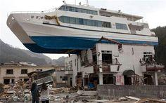 Terremoto y tsunami Japón 2011