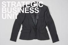 SBU tuxedo for women.