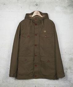 Oh God of the Hooligans, let it be cold, bloody cold Fred Perry - Field Parka Fred Perry Jacket, New Frock, Nudie Jeans, Mod Fashion, Field Jacket, Gentleman Style, Winter Wear, Boy Outfits, Parka