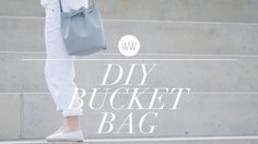 "Bucket bags... if you haven't seen them yet prepare to see them real soon. The Mansur Gavriel bucket bag was heralded as ""the first it bag since the recession"" ..."