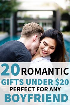 Gift Ideas For Men - Best Christmas, Valentines Day, Anniversary and Birthday Gifts for any boyfriend to buy on a small budget. These best-selling cheap, thoughtful and unique gifts for him will rock his world! #giftsforhim #boyfriendgiftsideas #boyfriendgifts #boyfriendbirthdaygifts