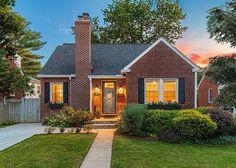 All Posts • Instagram Cape Cod Cottage, Hardwood Floors, Flooring, Step Inside, Small Living, Brick, The Neighbourhood, Floor Plans, Street View