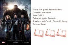 Filme - Quarteto Fantástico