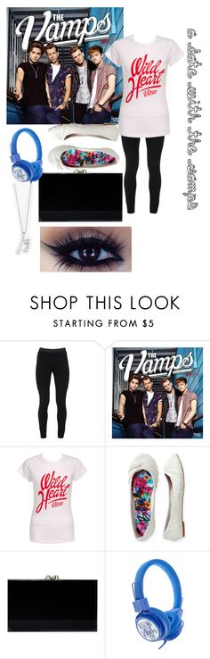 """""""a date with the vamps"""" by haleyhay03 ❤ liked on Polyvore featuring Peace of Cloth, Aéropostale and Charlotte Olympia"""
