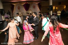 Bride and groom dancing http://www.maharaniweddings.com/gallery/photo/92651