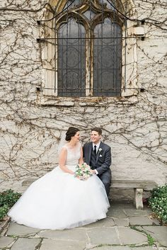 Spring Wedding Featured On Midwest Bride Photos By Elizabeth Haase