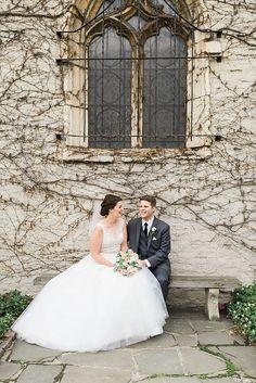 Spring Wedding Featured On Midwest Bride Photos By Elizabeth Haase