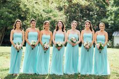 Glint Events | Tuckahoe Plantation | Richmond, VA | Wedding | Bridesmaids