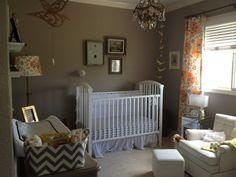 Project Nursery - photo scarlett's room