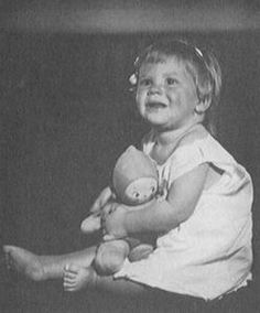 Baby Plath, October 13th 1933.