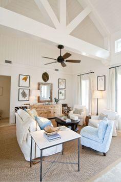 Windswept Villa living room