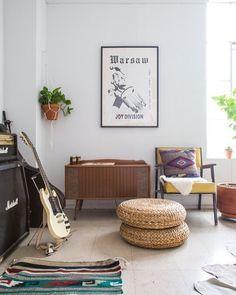 Via @jkrfashion On Instagram. Music RoomsRoom Decorating IdeasLiving ...