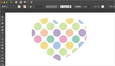 1分で作れる!アイコン、ロゴ、デザイン制作に役立つパターン作りのテクニック | Adobe Illustrator CC tutorials | Adobe Illustratorチュートリアル Icon Design, Adobe Illustrator, Eyeshadow, Illustration, Eye Shadow, Eye Shadows, Illustrations