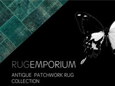 SEE WHAT RUG-EMPORIUM HAS ON OFFER! on Behance Patchwork Rugs, Behance, Collections, Antiques, Antiquities, Antique