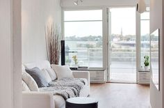 Spacious, Yet Very Cozy Top Floor Apartment in Stockholm