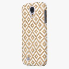 Awesome! This Modern tribal wood geometric chic andes pattern samsung galaxy s4 case is completely customizable and ready to be personalized or purchased as is. It's a perfect gift for you or your friends.