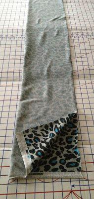 Fabric Mart Fabricistas: DIY Tutorial: Infinity Scarves