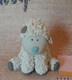Fondant sheep  By Something sweet