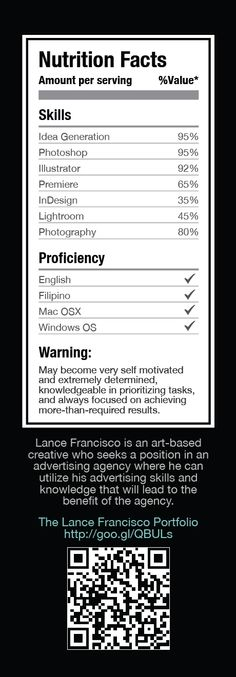 hand picked 125 incredibly creative resumes for awesome inspiration ...