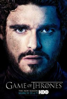 #GOT | Game of thrones | Season 3 | #hbo | 2013 | Richard Madden | Robb #STARK
