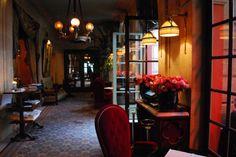Steph Lund/Hotel Costes Lobby