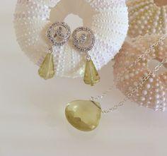 Lemonquartz - Earrings <3