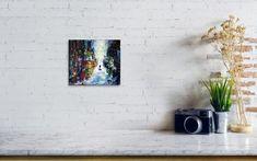 Autumn City Poster by Iulia Paun Koi Art, Canvas Art, Canvas Prints, Thing 1, All Poster, Abstract Watercolor, Online Art Gallery, Flower Art, Wall Art Decor